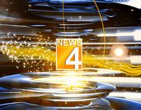 News Opener Concept