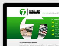 Tarsu e Tia - Logo & Web Design