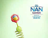 Print - Nestlé NAN Comfort