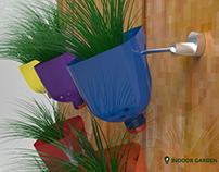 Indoor Garden - Service Design