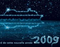 Greeting Card Corporate - Britanny Ferries