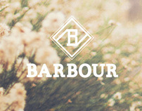 Barbour Rebranding