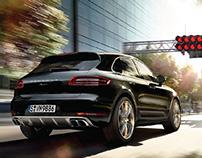 Porsche Macan 2.0 Lansman