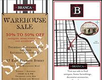 Branca- Graphics and Marketing