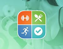 Fitness iOS App.