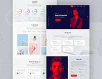 Personal Resume & Portfolio Design