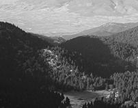 Parnasos mountain
