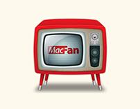 MacFan branding