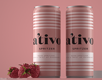 Ativo Spritzer pitch work