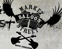 Event Posters :: Market Street Saloon