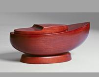Full hull boat urns