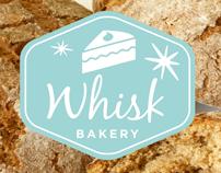 Whisk Bakery :: Identity & branding