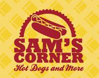 Sam's Corner :: Identity Redesign