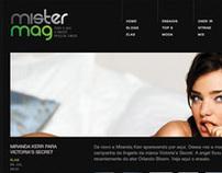 Website Mister Mag