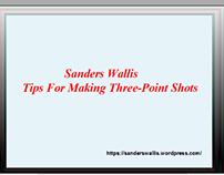 Sanders Wallis: Sales Professional
