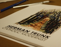 PRINT // Herman Trunk Exhibition Catalog