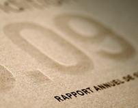 Rapport Annuel de Gestion MCCCF | 2008-2009