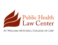 Logo Design: Public Health Law Center