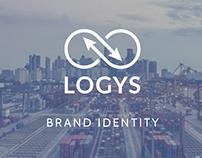 Logys - Brand Identity