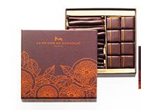 LA MAISON DU CHOCOLAT - COFFRETS DUO