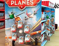 "Disney ""Car&Planes"" (zone toys) for shop ""Detsky mir"""
