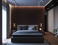 Master Bedroom, El Ma'aady, Cairo, Egypt