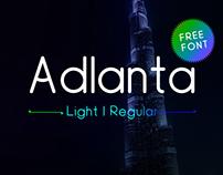 Adlanta | Free Font