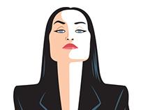Portrait of Lesley M. M. Blume