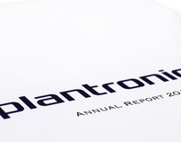 Plantronics Annual Report