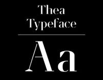 Type Design/Thea Typeface