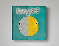 Libro Ilustrado: Luna y Sol