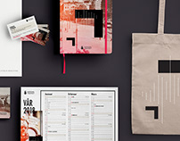 National Theatre of Norway - Visual Identity
