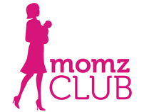 Momz Club Identity Design, Mobile and Web Design