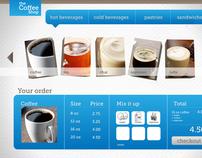 Beantown Mobile Ordering App - User Interface Design