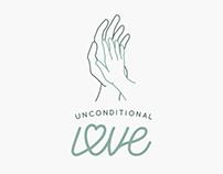 Unconditional Love | Branding + WordPress website