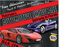 Poster for Car Show