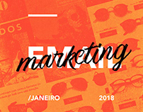 eótica | E-MAIL MARKETING | Janeiro, 2018