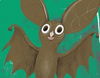 Bat Crest