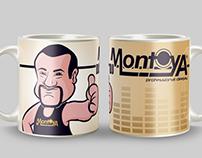 Caricatura DJ Montoya