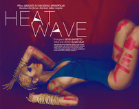 Mega Magazine: Heat Wave