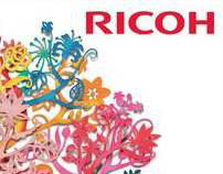 Ricoh Exhibition Graphics