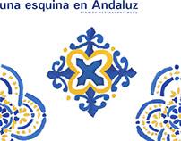 Menú Mesón Andaluz