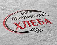 Logo bakery Lublinskie Hleba