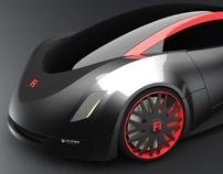 Fi - UAQ concept car