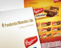 Product Catalogue Pandurata Alimentos