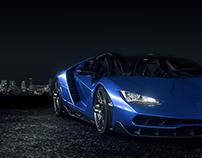 Blue Centenario