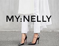 Graphic Branding @MyNelly #logotype #GraphicProfile