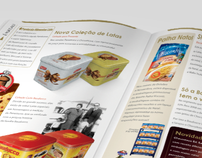 """Do Forno"" Magazine Editorial Design"