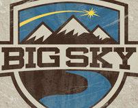 Big Sky Rebrand Concept