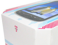 T-Mobile Phone Packaging